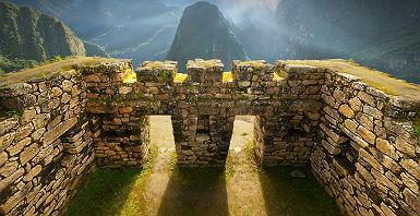 Paysage près du Machu Picchu - Pérou