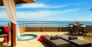 Legends Resort Moorea - Polynésie