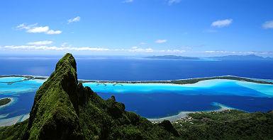 Croisière Rêve d'Azur (Polynésie) - Bora Bora