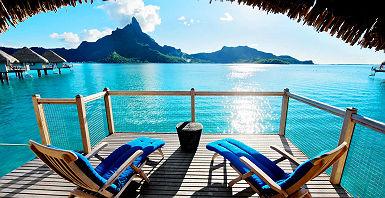 Méridien Bora Bora - Polynésie