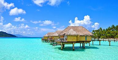 Taha'a Island Resort - Polynésie