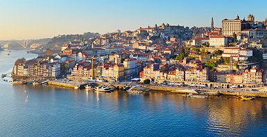 Porto - Vue sur la ville