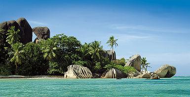 Anse Source D'Argent, La Digue aux Seychelles