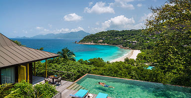 Four Seasons Resort - Mahé - Seychelles