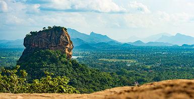 Rocher du Lion, Sigiriya - Sri Lanka