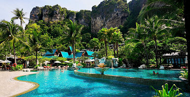 Centara Grand Beach Resort & Villas Krabi - Thailande