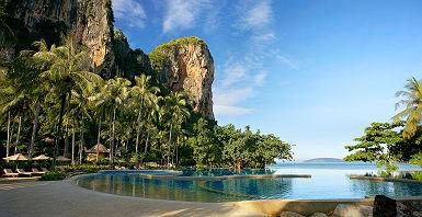 Rayavadee Krabi - Thailande