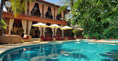 Hotel Zazen - Thailande
