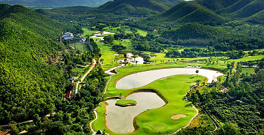 Alpine Golf Chiang Mai - Thailande