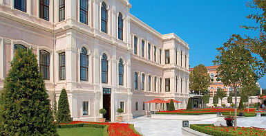 Four Seasons Bosphorus - Istanbul - Turquie