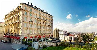 Pera Palace - Istanbul - Turquie