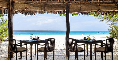 Mnemba Island Lodge - Zanzibar - Tanzanie