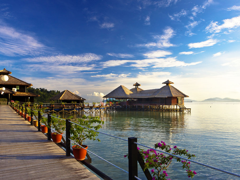 decouvrir_borneo_gayana_eco_resort_lagon