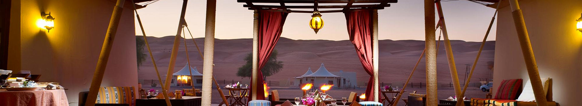 Desert Nights Camp - Oman