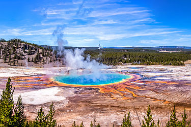 /images/naga/Etats-Unis - Source chaude The Grand Prismatic au parc national de Yellowstone
